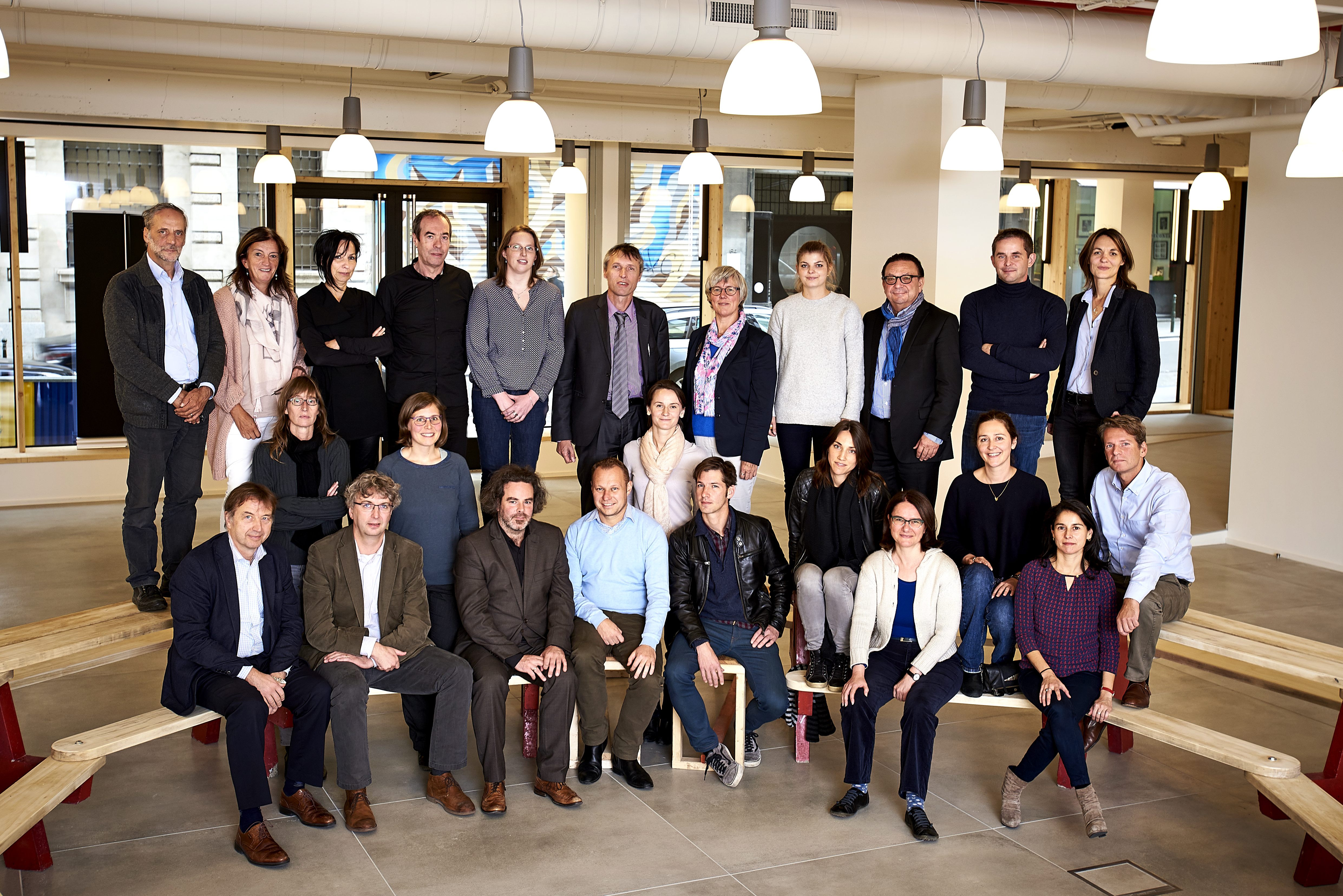 Comité d'expertise du Service Ecole - octobre 2016