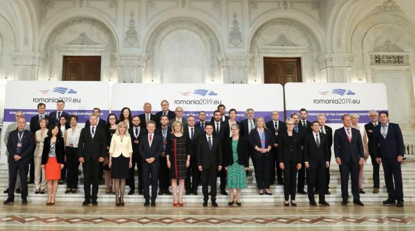 Bijeenkomst van de ministers voor stedelijke ontwikkeling in Boekarest