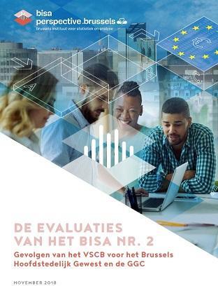 """Cover van de publicatie """"De evaluaties van het BISA nr.2"""""""
