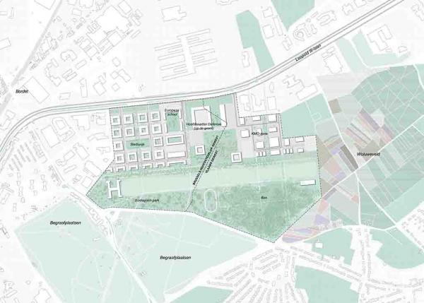 Stadsproject Defensie-site