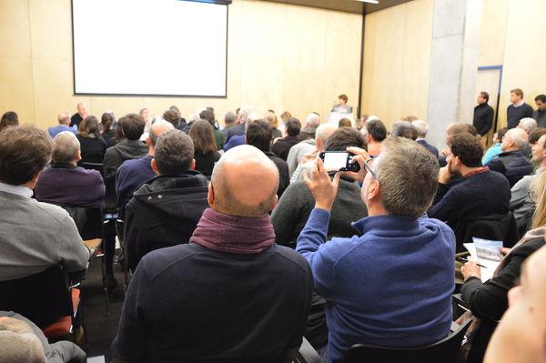 Publieke vergadering 13/12/2017