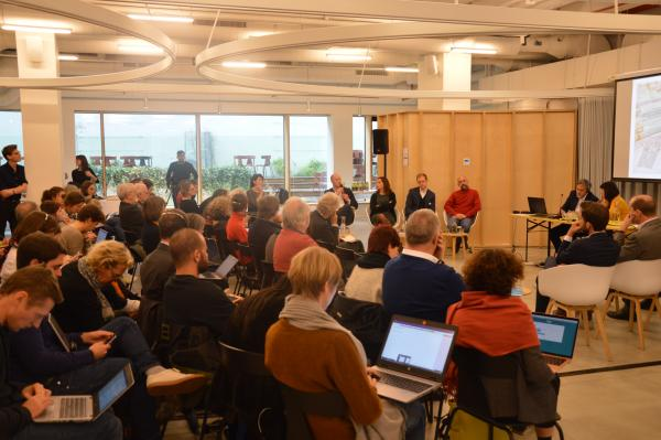 Comment concilier la densité et la qualité de vie ? Brigitte Jilka, Rafi Segal, Rudy Uytenhaak