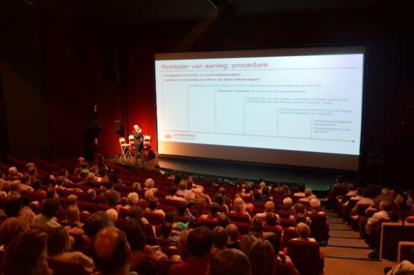 Informatie- en participatievergadering in de gemeente Oudergem