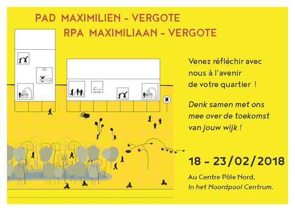 Flyer over de reflectieweek RPA Max