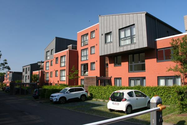 project « Stockel »BGHM - De Moderne Woning in Sint-Lambrecht-Woluwe