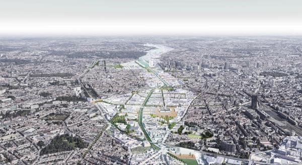 Plan de Qualité Paysagère et Urbanistique