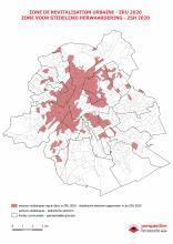 Zone de revitalisation urbaine - ZRU 2020