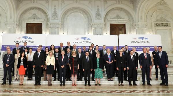 Rencontre des ministres du développement urbain à Bucarest