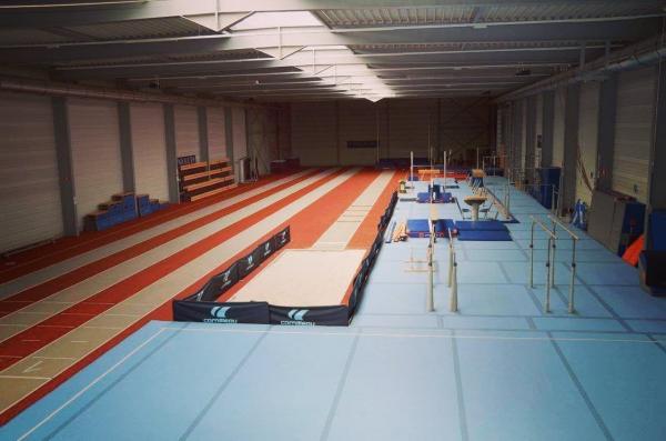 Salle de l'athlétisme, Malonne