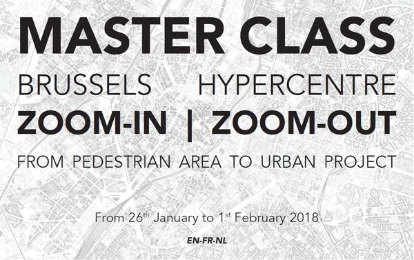 Master class Brussels Hypercentre