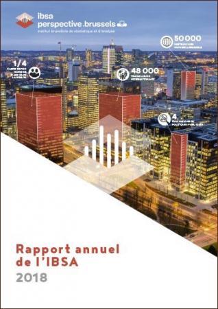 Couverture du rapport annuel de l'IBSA 2018