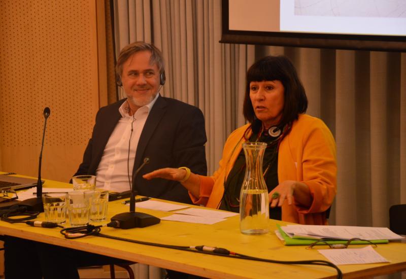 Stedelijke dichtheid en levenskwaliteit: Rafi Segal & Brigitte Jilka
