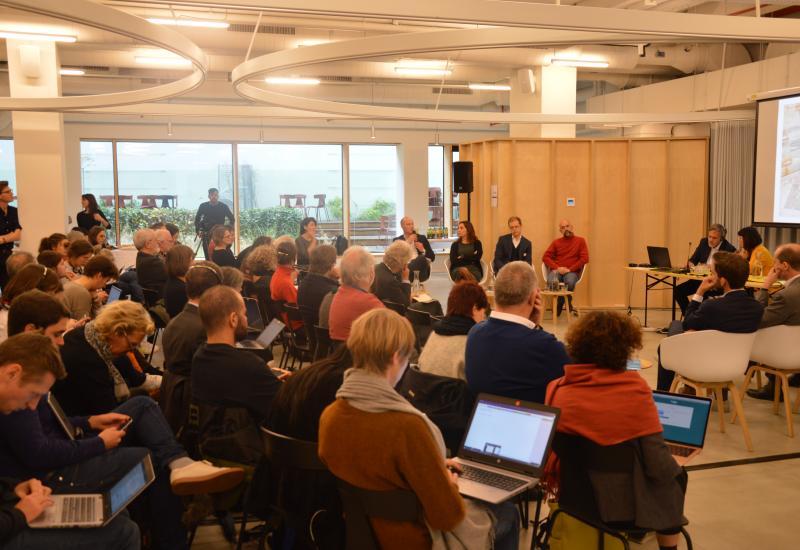 Stedelijke dichtheid en levenskwaliteit: Brigitte Jilka, Rafi Segal, Rudy Uytenhaak