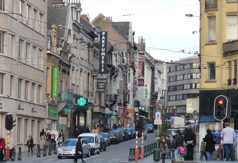 Rue des Tongres (Etterbeek)