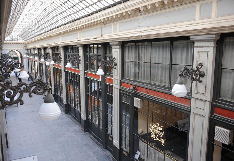 Galeries Des Princes (Intérieur)