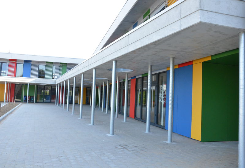 Ecole Les Lilas à Berchem-Sainte-Agathe