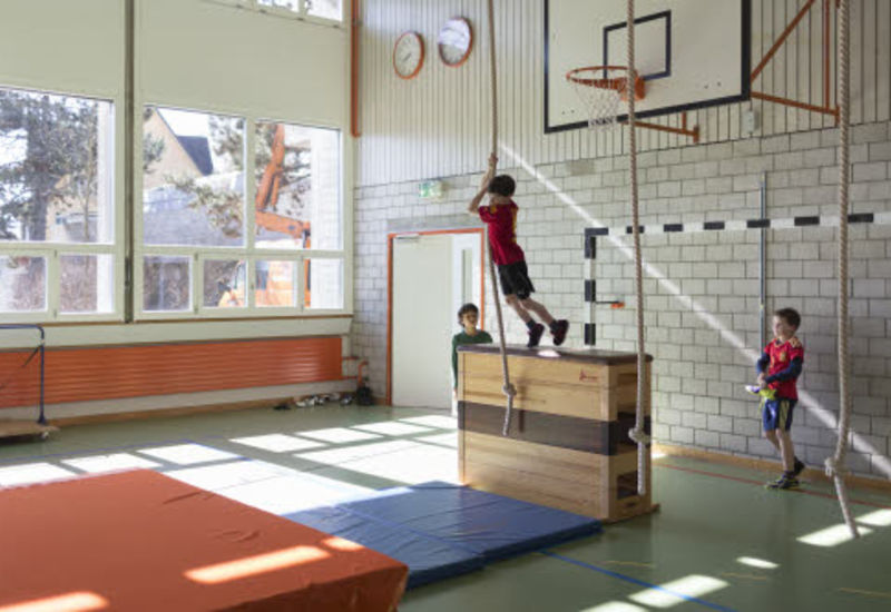School - gymzaal