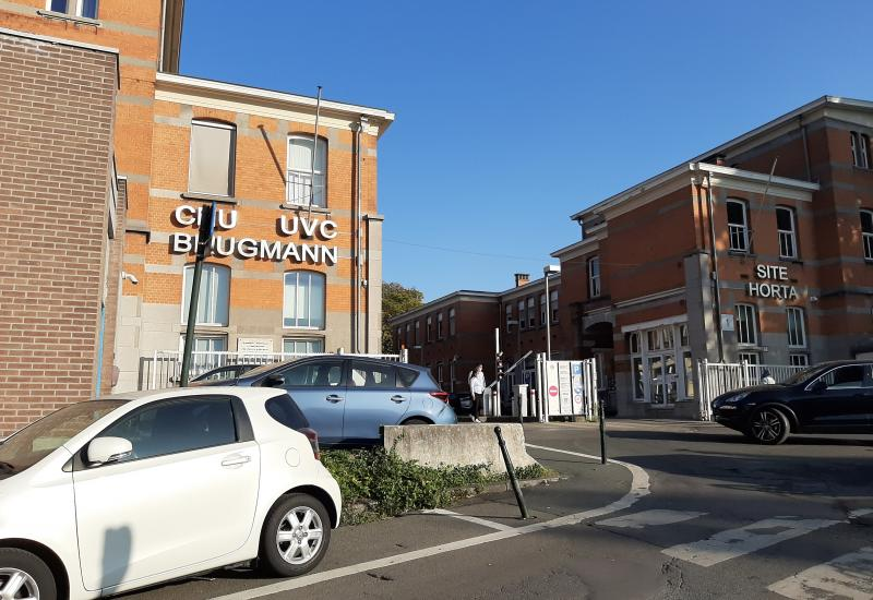 Brugmann-ziekenhuis site Victor Horta