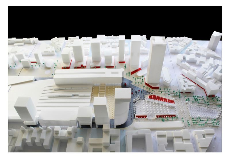 South District Model