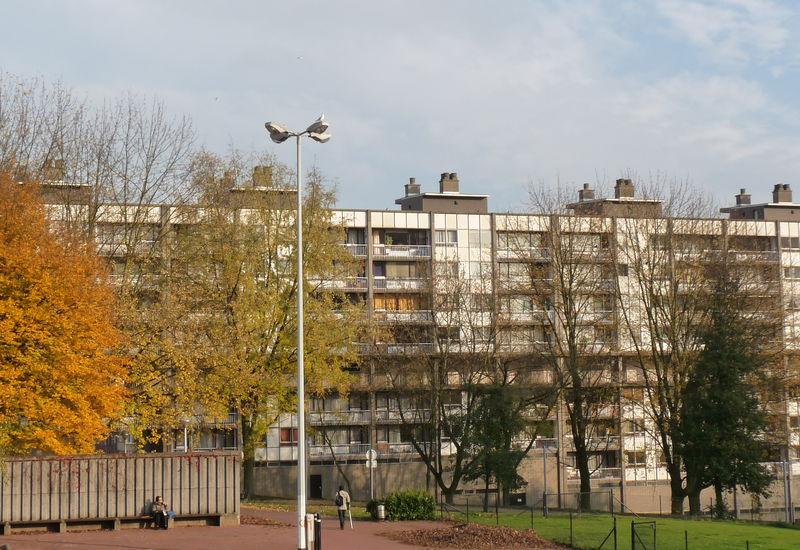 Cité modèle à Laeken