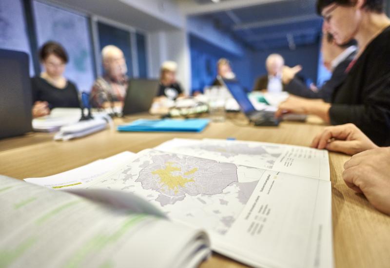 Réunion - Commission Régionale de Développement (CRD)