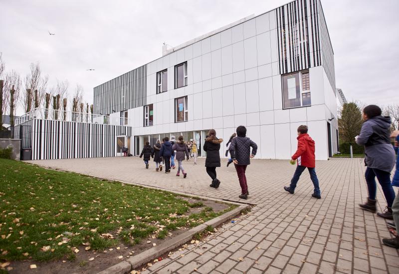 École des Magnolias à Laeken